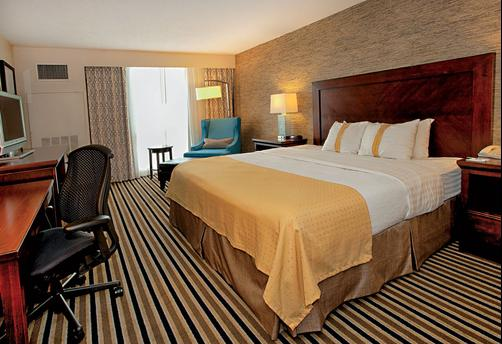 Wyndham Boston Beacon Hill - Boston - King-Schlafzimmer