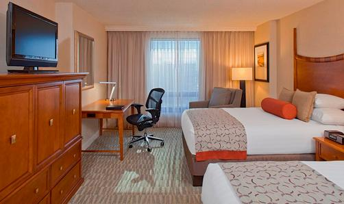 Hilton Tampa Downtown - Tampa - Schlafzimmer