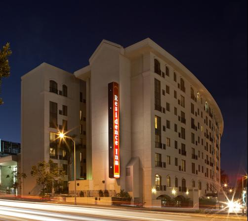 Residence Inn by Marriott Beverly Hills - Los Angeles - Gebäude