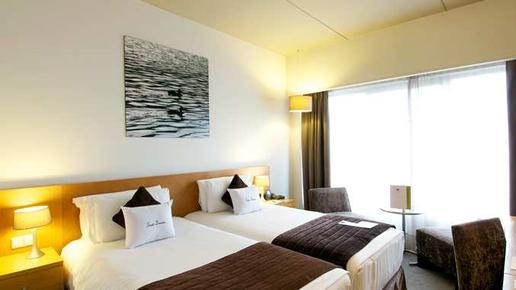 DoubleTree by Hilton Hotel London - Victoria - London - Schlafzimmer