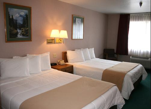 Allington Inn and Suites - South Fork - Queen-Schlafzimmer