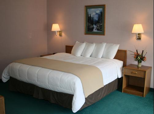 Allington Inn and Suites - South Fork - King-Schlafzimmer