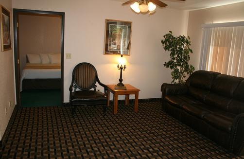 Allington Inn and Suites - South Fork - Wohnzimmer