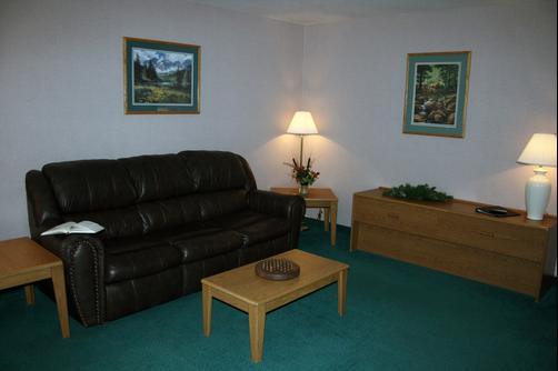 Allington Inn and Suites - South Fork - Schlafzimmer