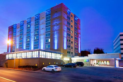 Holiday Inn Express & Suites Pittsburgh West - Greentree - Pittsburgh - Gebäude