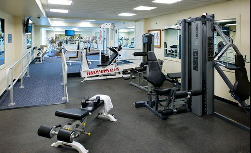 Holiday Inn Express & Suites Pittsburgh West - Greentree - Pittsburgh - Fitnessbereich