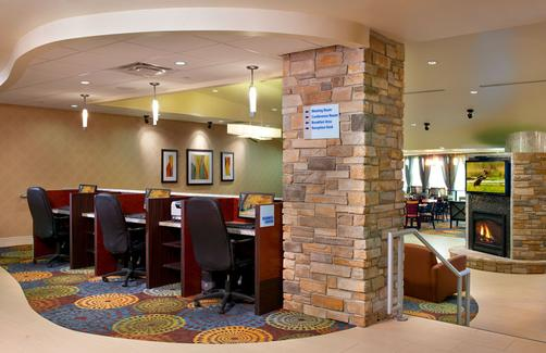 Holiday Inn Express & Suites Pittsburgh West - Greentree - Pittsburgh - Business Center