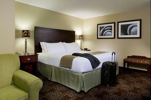 Holiday Inn Express & Suites Pittsburgh West - Greentree - Pittsburgh - King-Schlafzimmer