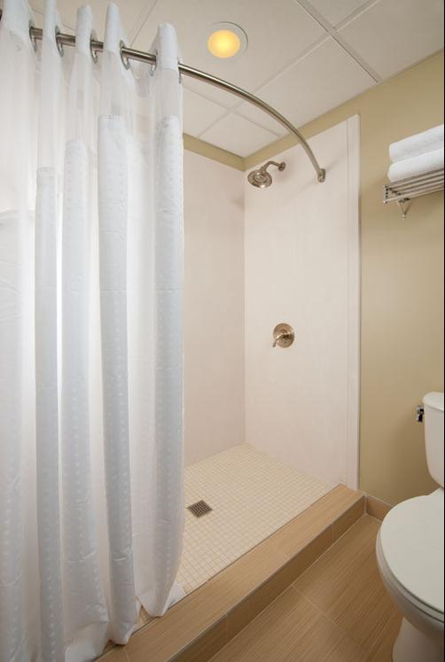 Holiday Inn Express & Suites Pittsburgh West - Greentree - Pittsburgh - Bad