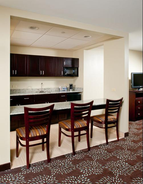 Holiday Inn Express & Suites Pittsburgh West - Greentree - Pittsburgh - Küche